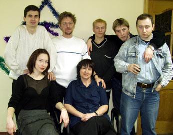 Новый год в 3DNews 30.12.2001