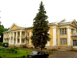 Дом творчества Малеевка
