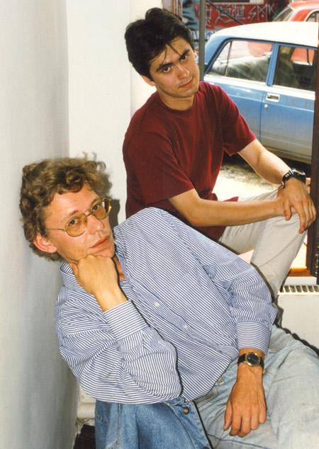 Андрей Кузин и Аmigo 1997