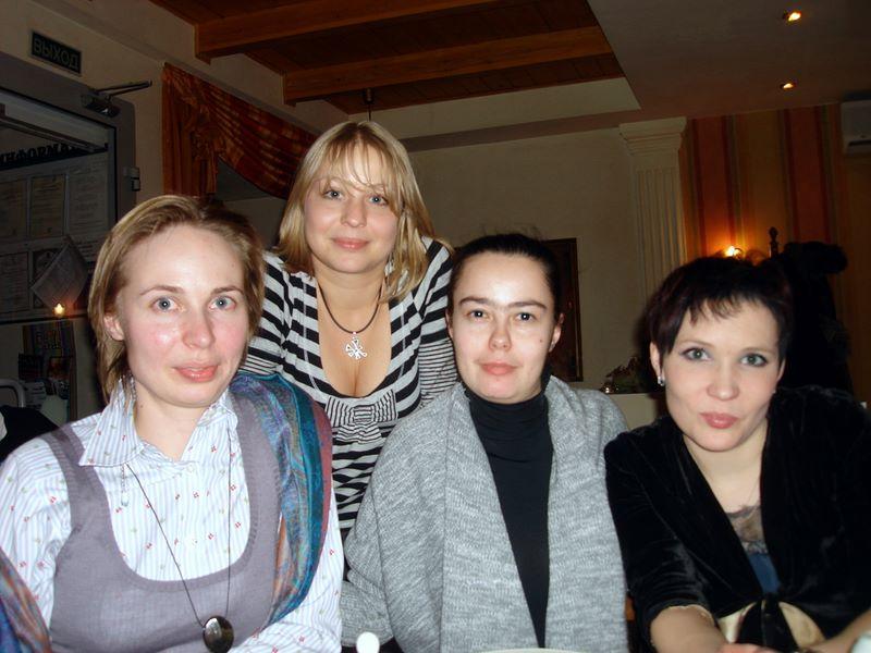 ЧЕТЫРЕ Танечки - Таня Пластинина(AMD), Таня Лысанова(Мерлион), Таня Арутюнова(МИО), Таня Альбеткова(ASUS)