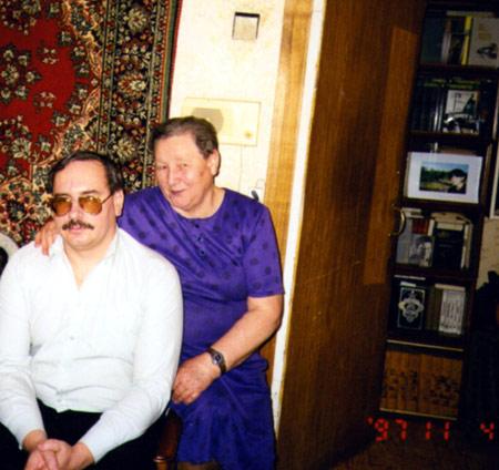 мама и Павлик 1997.11.04