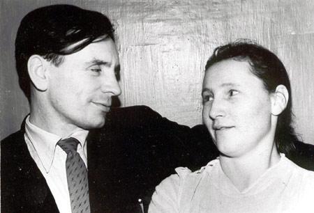 Свадьба мамы и папы 21.11.1949